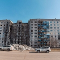 Daily Reality in Eastern Ukraine
