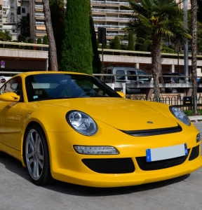 Supercars in Monaco Before Formula One Grand Prix 2013