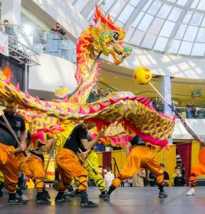 Lunar Chinese New Year 2016 in Edmonton