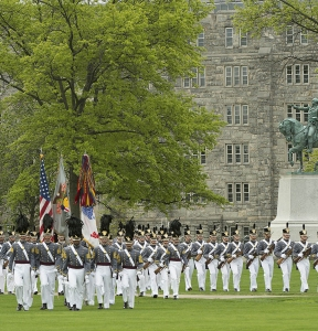 The U.S. Military Academy at West Point