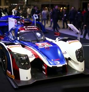 Ligier at Autosport International Show 2018