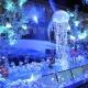 Christmas window displays in Paris