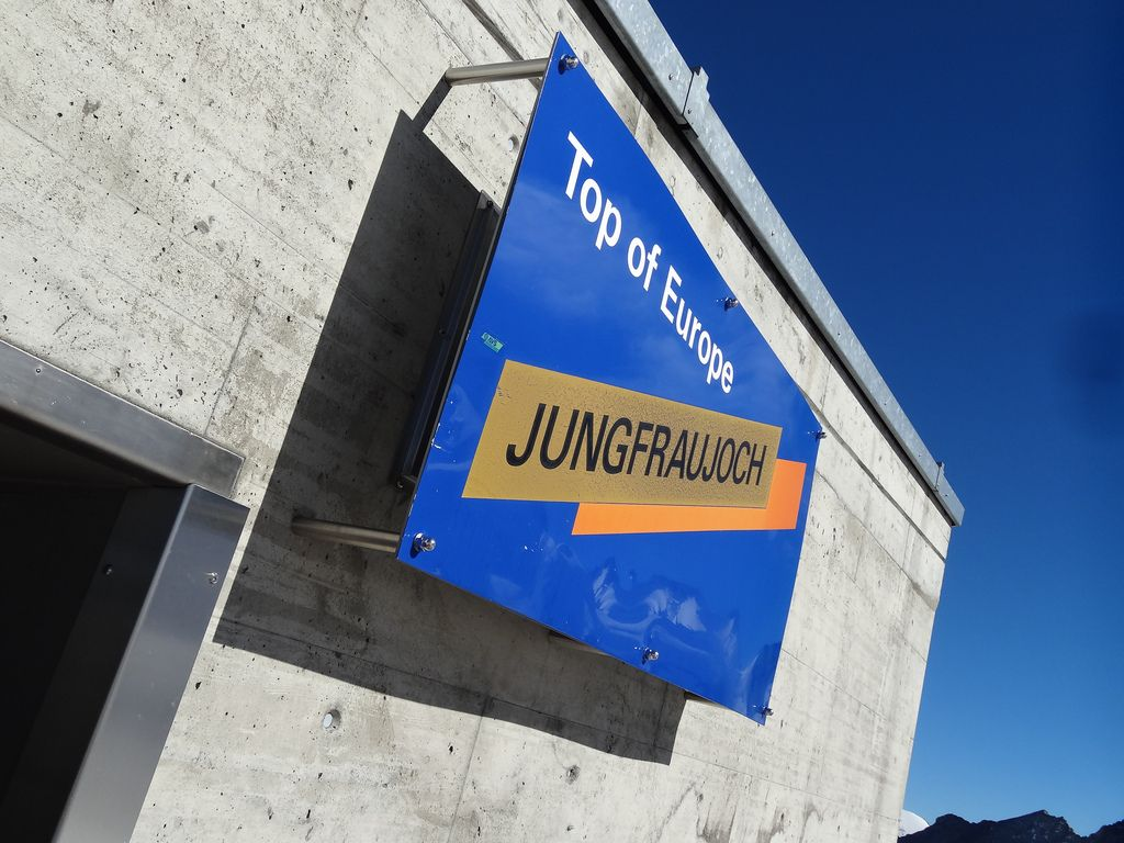 jungfraujoch16 Jungfraujoch Top of Europe