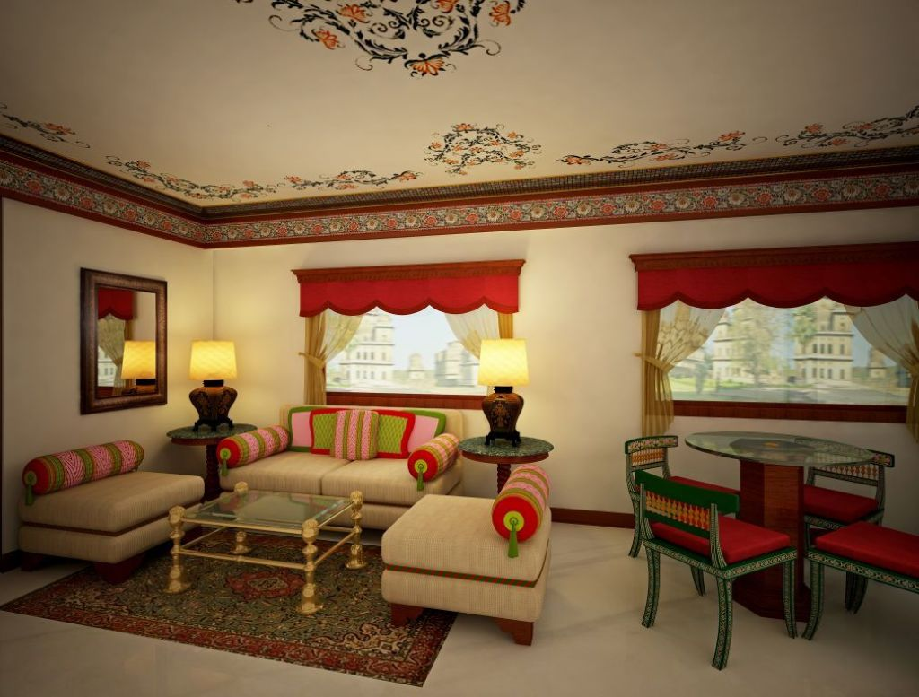 maharaja express12 Maharajas Express   One of the Most Luxurious Trains in World