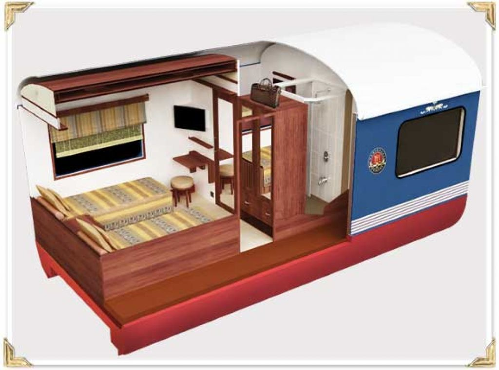 maharaja express15 Maharajas Express   One of the Most Luxurious Trains in World