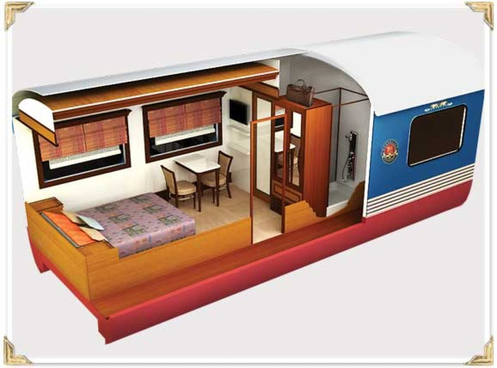 maharaja express16 Maharajas Express   One of the Most Luxurious Trains in World