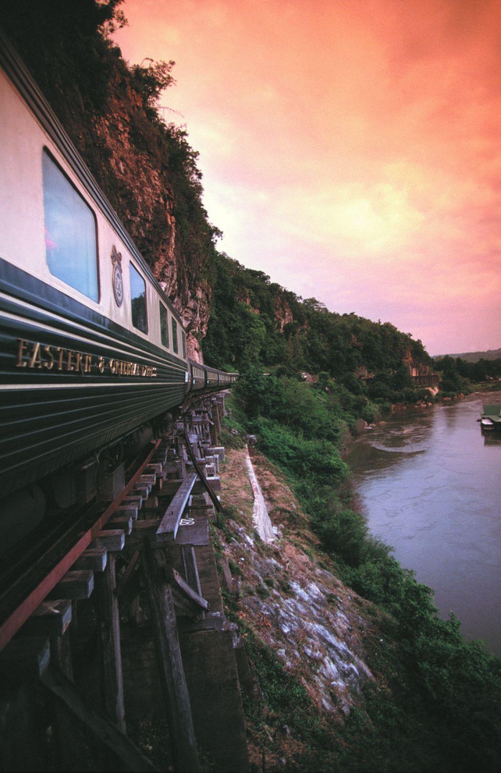 oriental express11 Mystical Landscapes on Board of Eastern & Oriental Express