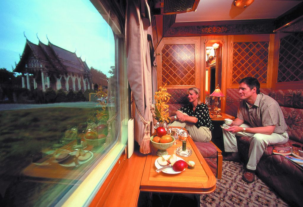 oriental express2 Mystical Landscapes on Board of Eastern & Oriental Express