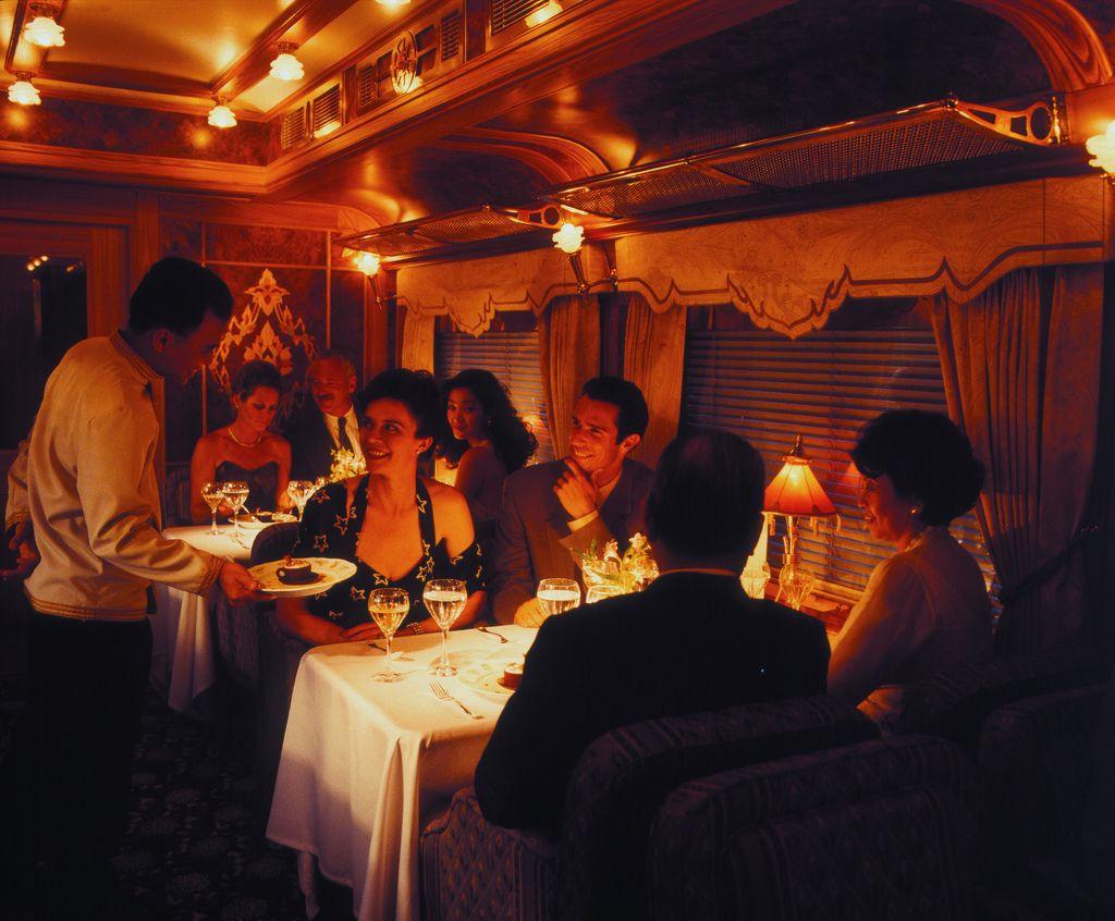 oriental express3 Mystical Landscapes on Board of Eastern & Oriental Express