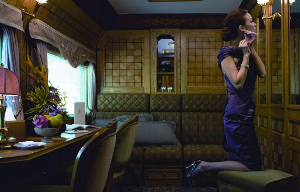 oriental express4 Mystical Landscapes on Board of Eastern & Oriental Express