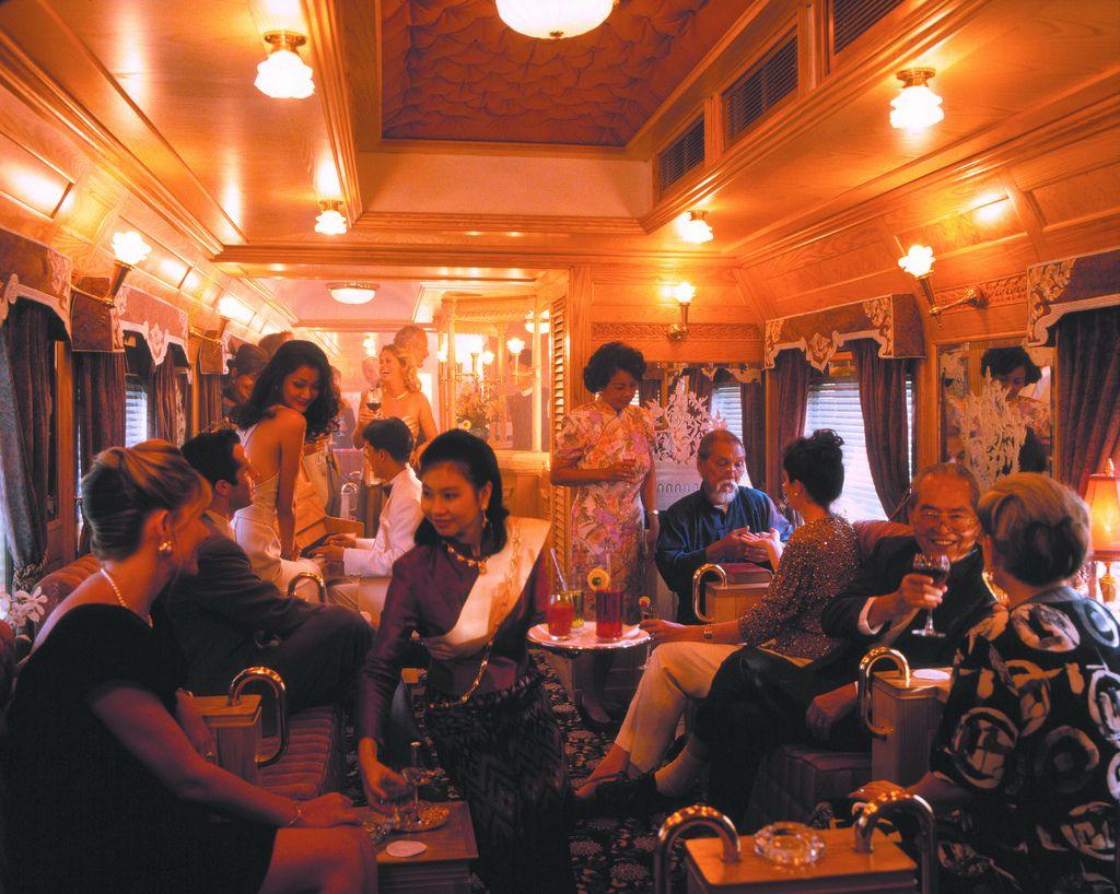 oriental express8 Mystical Landscapes on Board of Eastern & Oriental Express