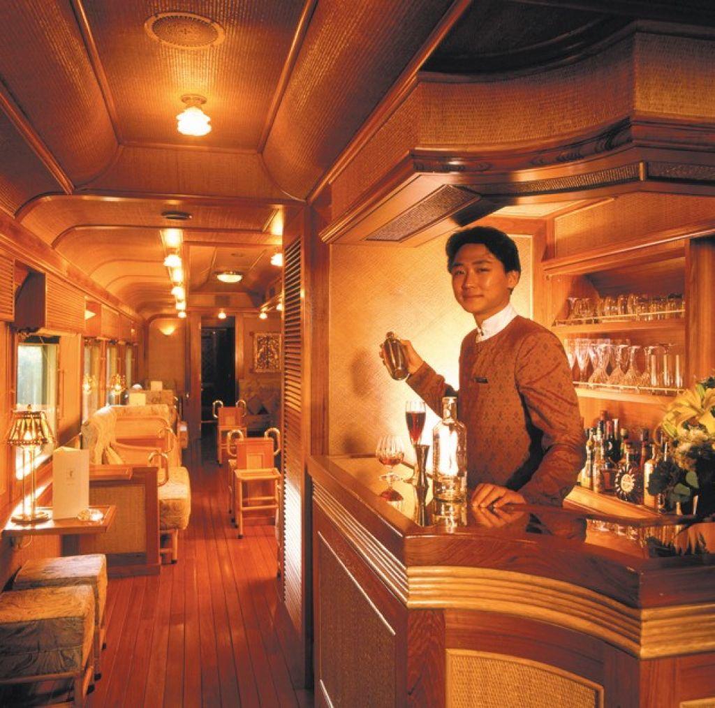 oriental express9 Mystical Landscapes on Board of Eastern & Oriental Express
