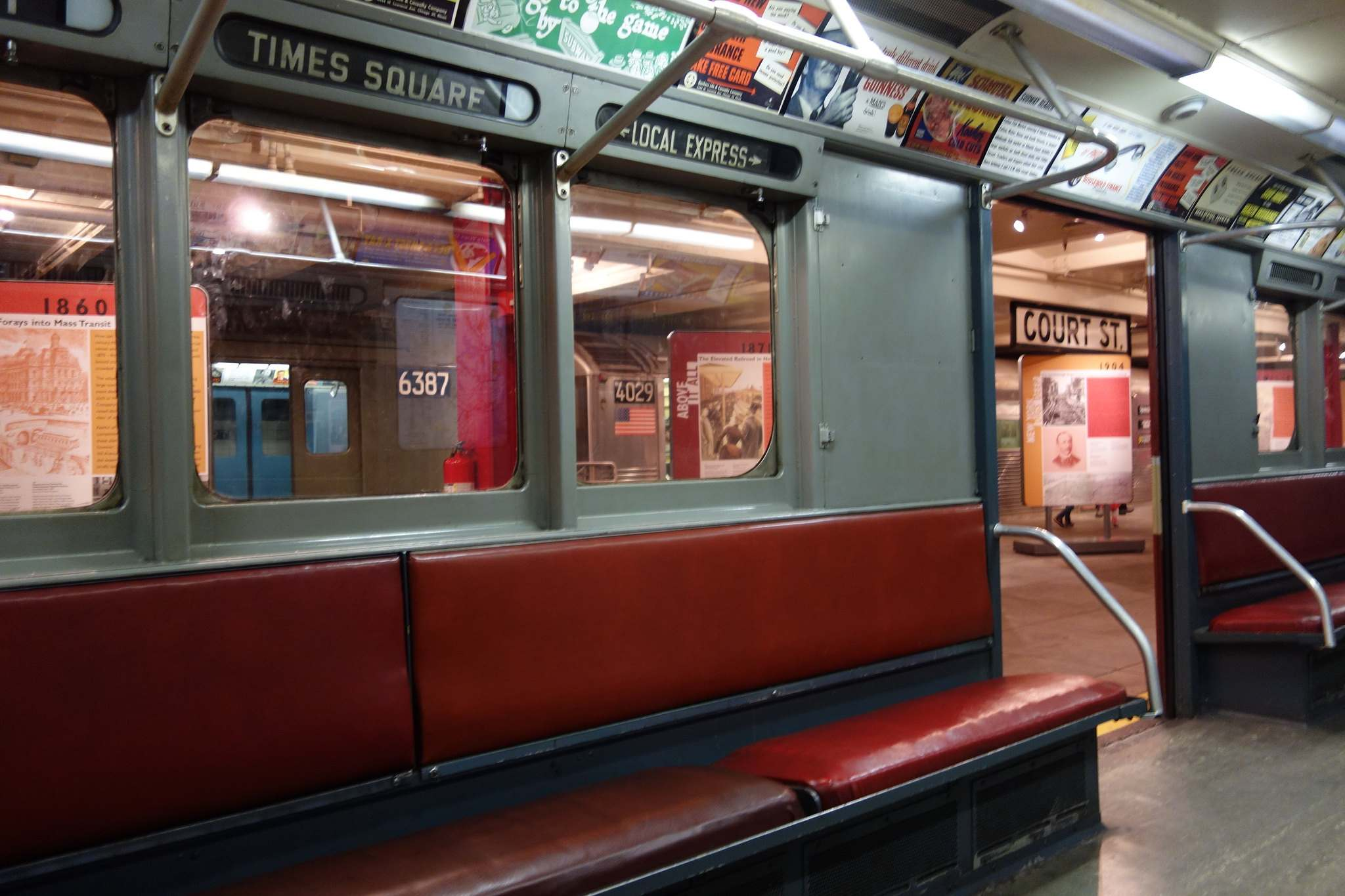 nyc transit museum6 NYC Transit Museum and Grand Central
