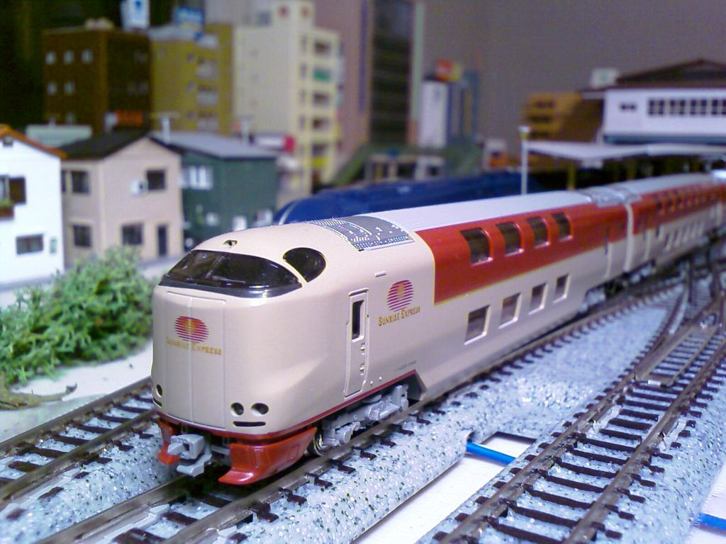 japanese model3 Quality Japanese Model Trains