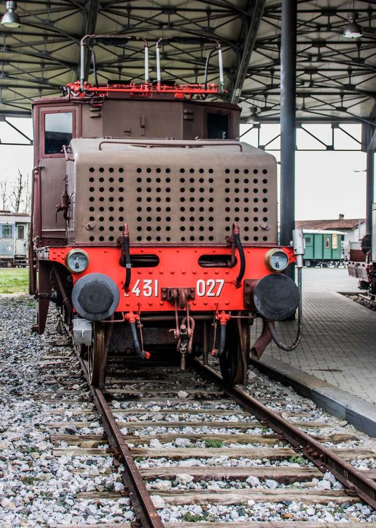 railway museum9 The Railway Museum in Savigliano