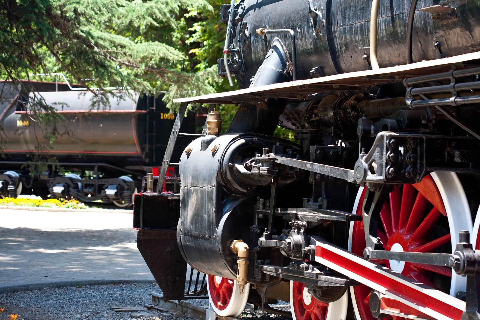 railway museum9 South American Santiago Railway Museum in Chile