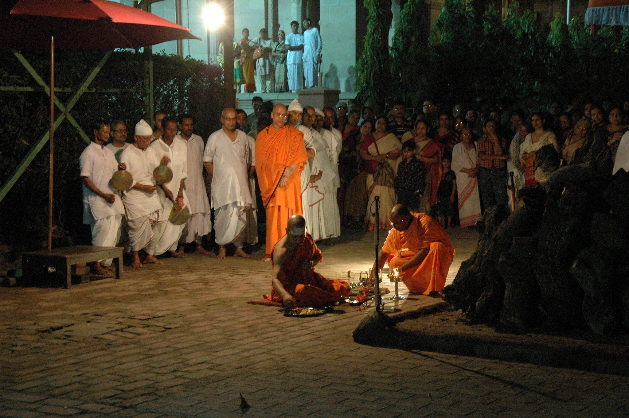 shivaratri1 Celebration of Maha Shivaratri at Belur Math