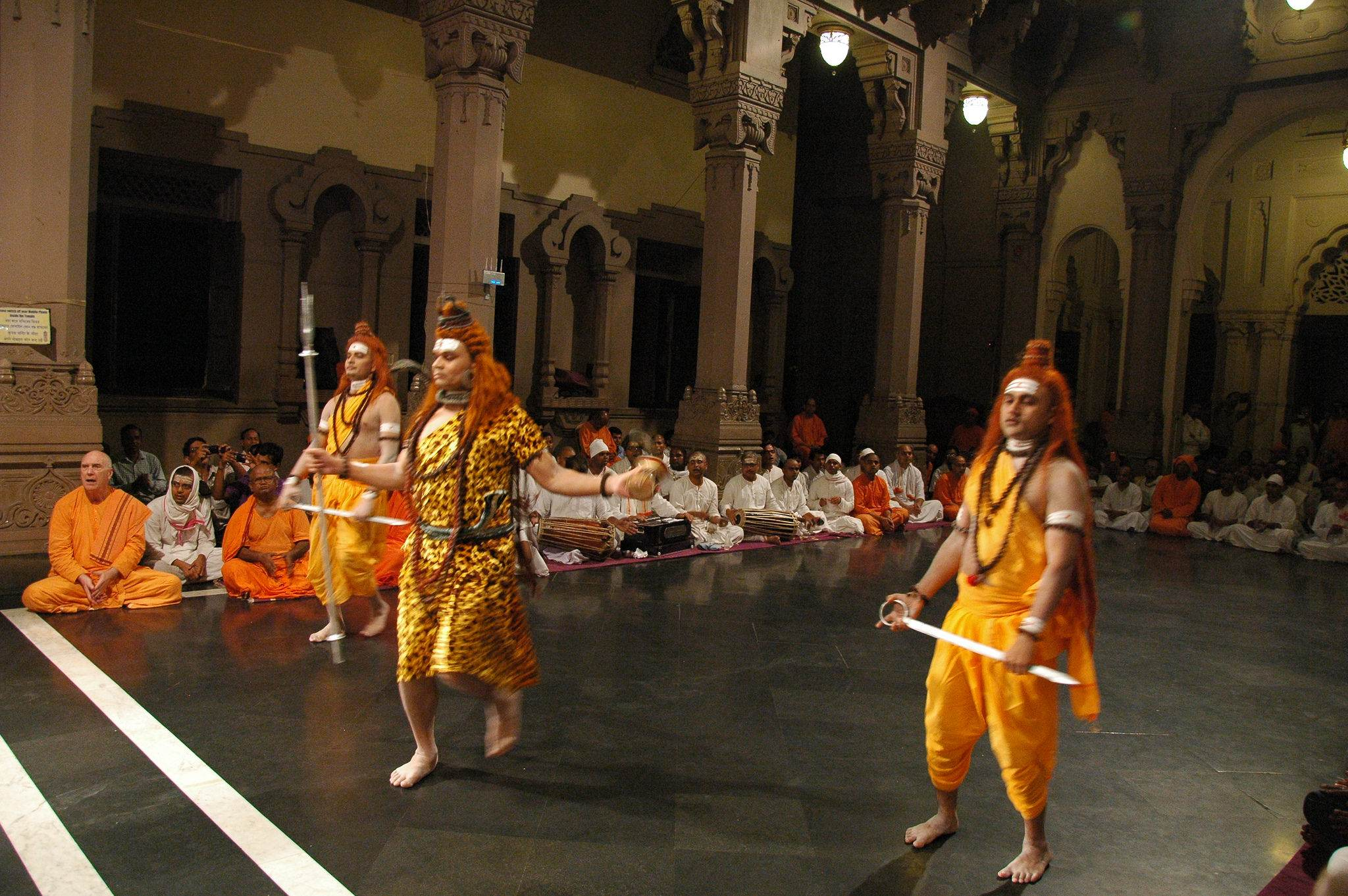 shivaratri6 Celebration of Maha Shivaratri at Belur Math