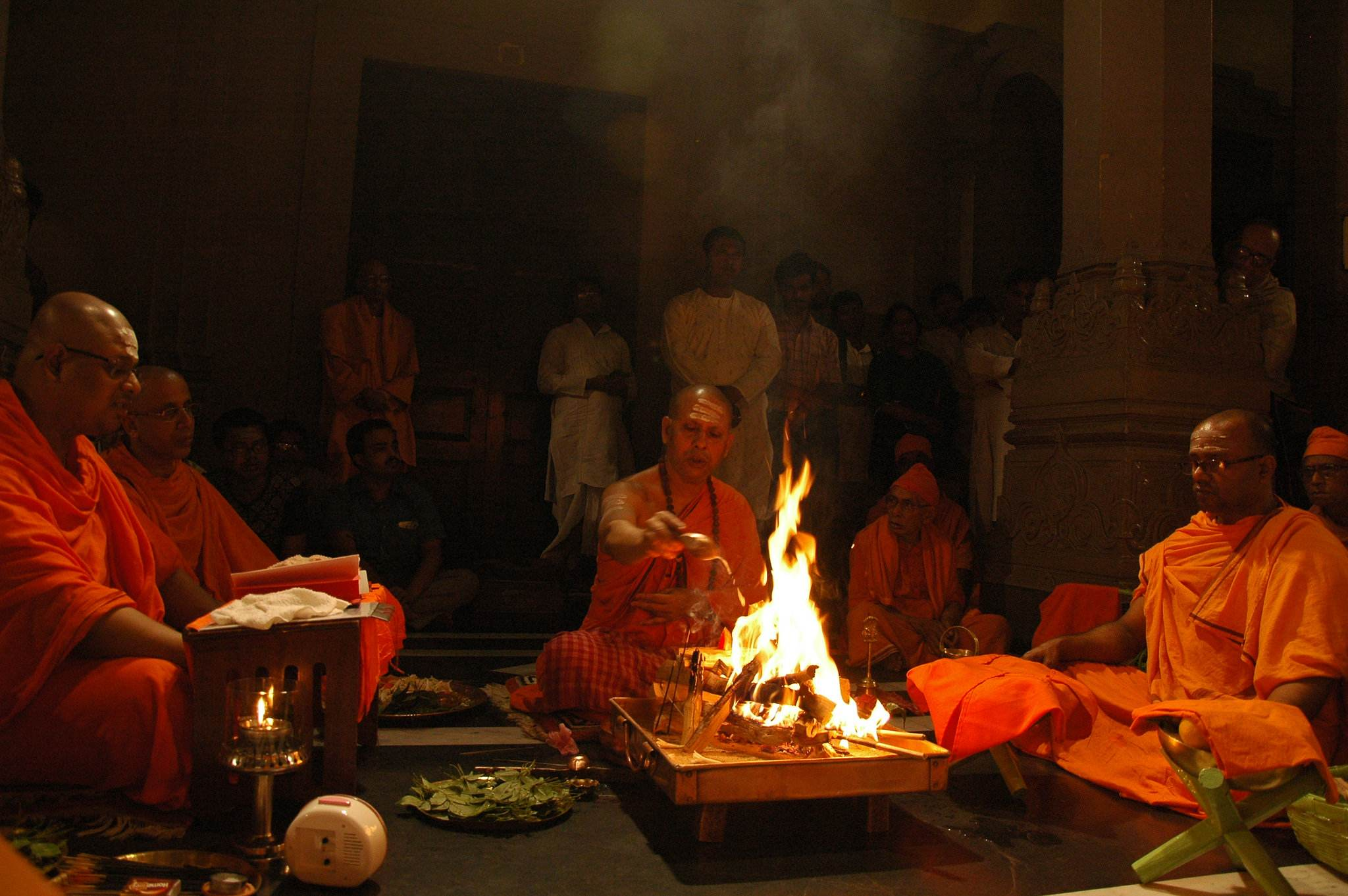 shivaratri9 Celebration of Maha Shivaratri at Belur Math