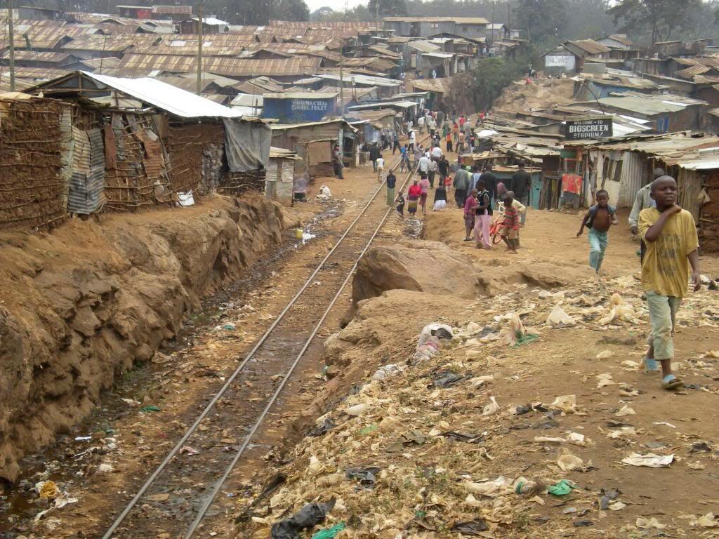 kibera slum Kibera Slum   Worst Place to Live in Africa