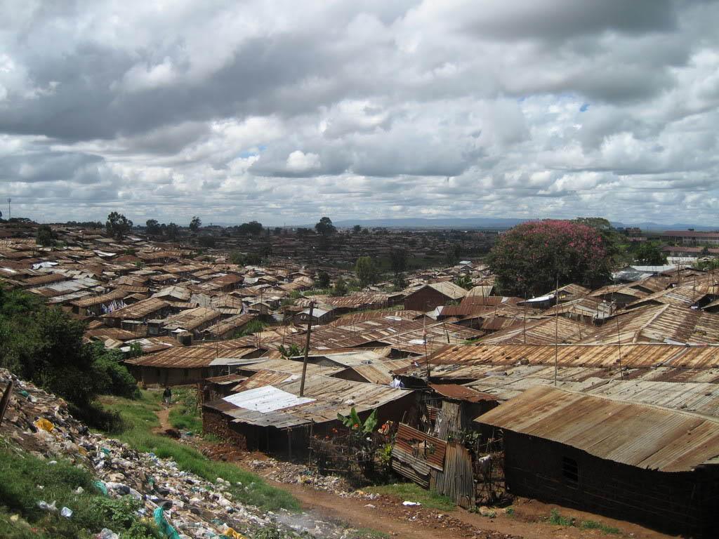 kibera slum1 Kibera Slum   Worst Place to Live in Africa