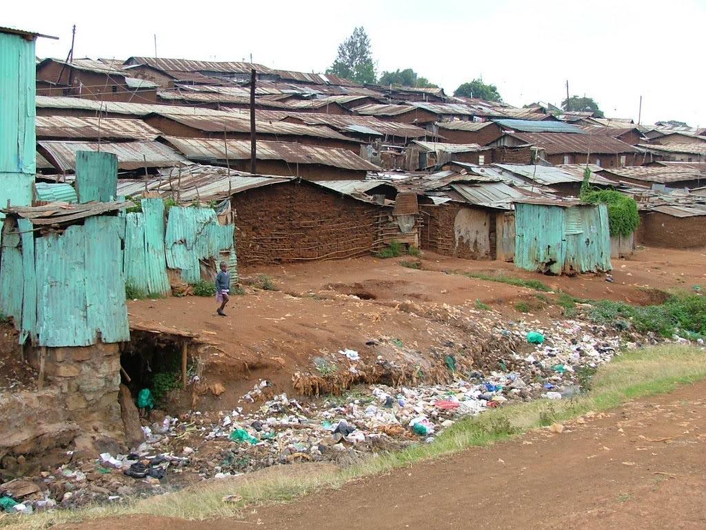 kibera slum2 Kibera Slum   Worst Place to Live in Africa