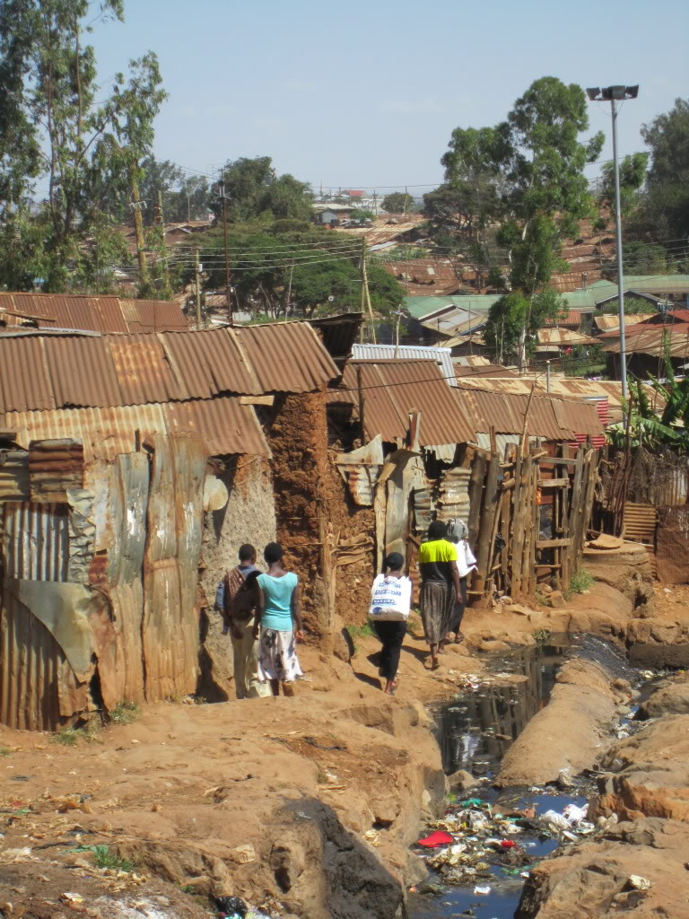 Kibera Slum Worst Place To Live In Africa