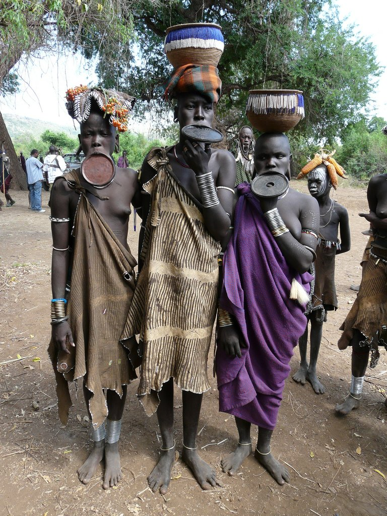 mursi tribe ethiopia 12 The Mursi Tribe Of Ethiopia
