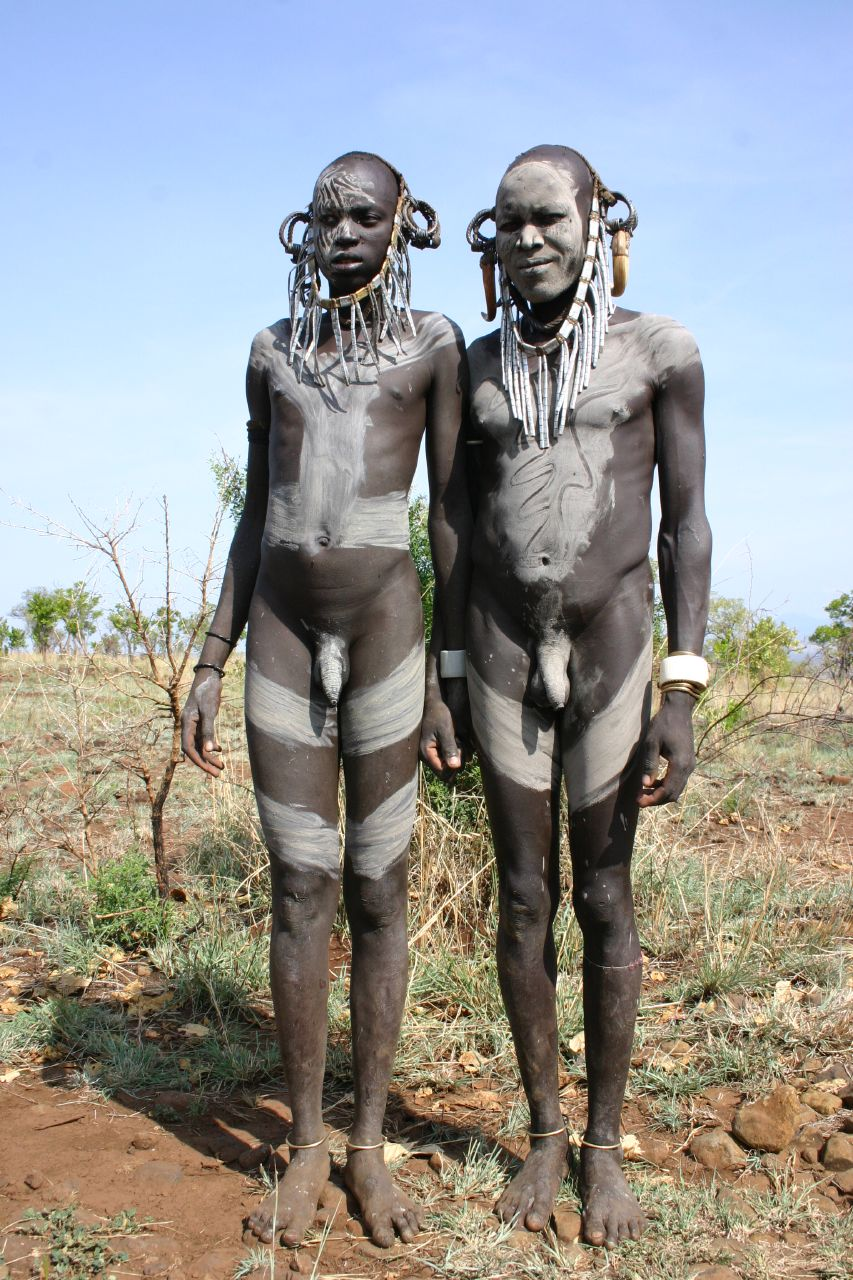mursi tribe ethiopia 3 The Mursi Tribe Of Ethiopia