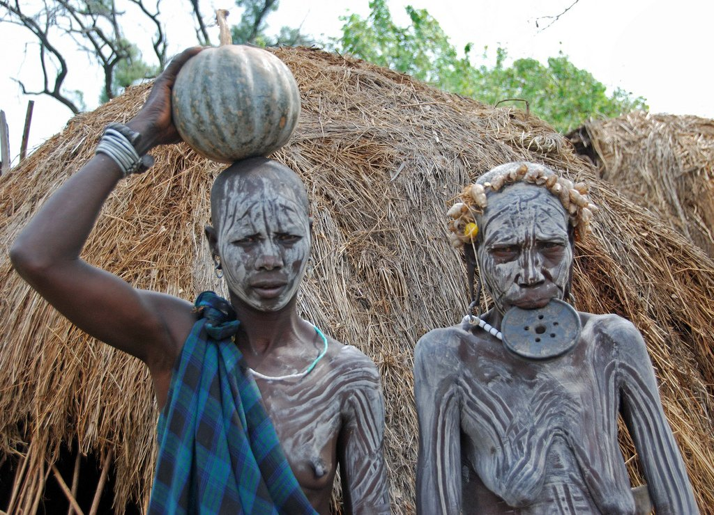 mursi tribe ethiopia 7 The Mursi Tribe Of Ethiopia