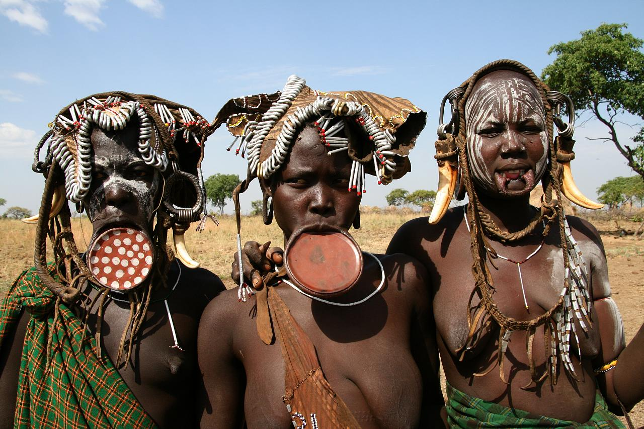 mursi tribe ethiopia 9 The Mursi Tribe Of Ethiopia