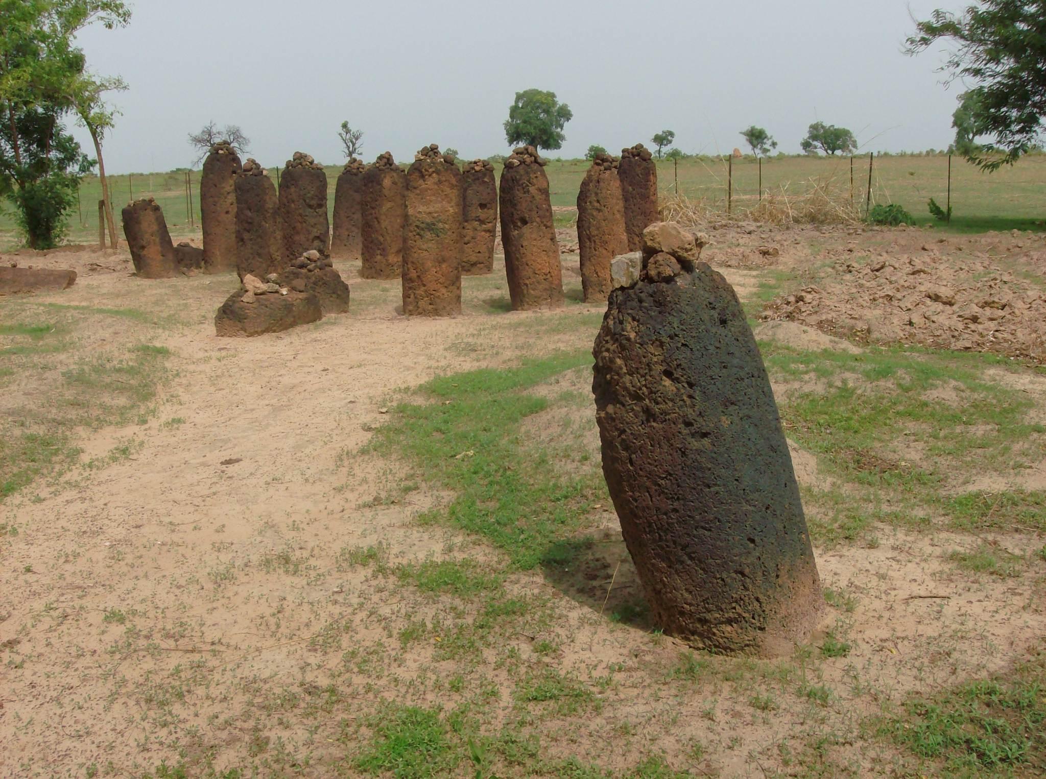wassu stone circles3 UNESCO Wassu Stone Circles