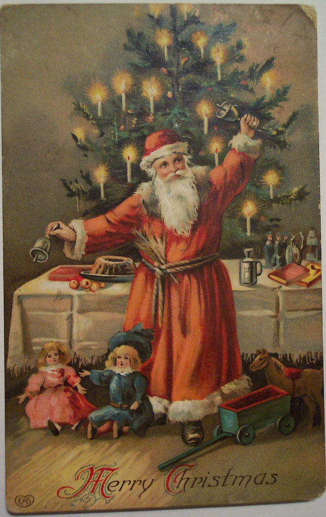 christmas card3 Best Vintage Christmas Card and Wishes
