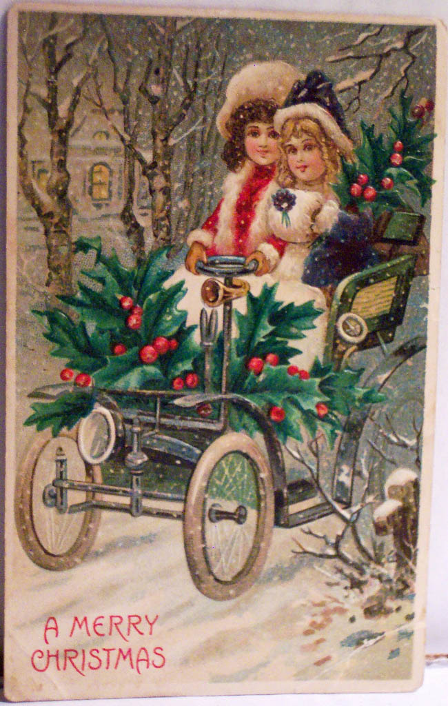 christmas card4 Best Vintage Christmas Card and Wishes