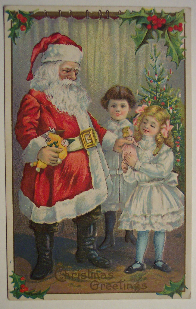 christmas card6 Best Vintage Christmas Card and Wishes