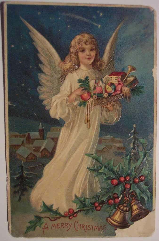 christmas card9 Best Vintage Christmas Card and Wishes