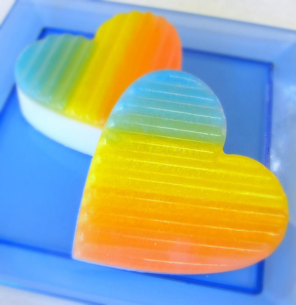 handmade soap10 Handmade Glycerin Soap Creations