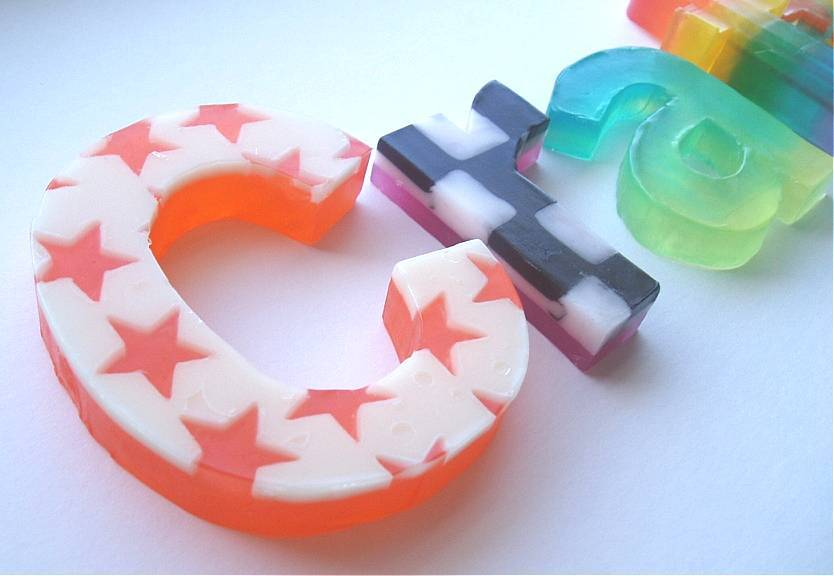 handmade soap7 Handmade Glycerin Soap Creations