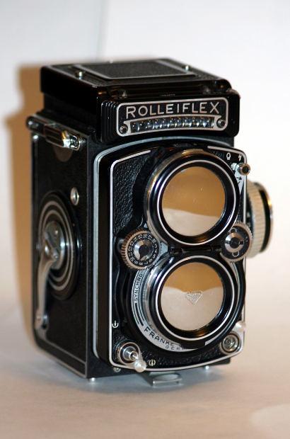 rolleiflex A Photographic Legend Rolleiflex TLR