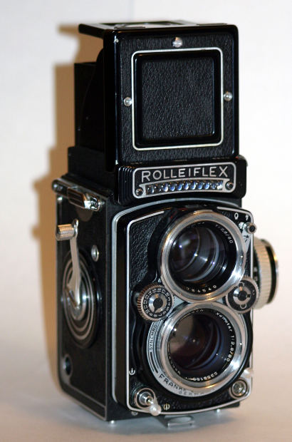 rolleiflex1 A Photographic Legend Rolleiflex TLR
