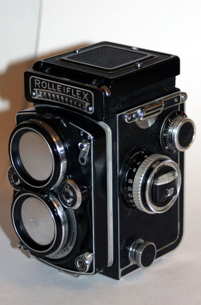 rolleiflex2 A Photographic Legend Rolleiflex TLR