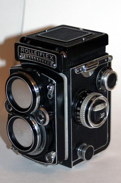 rolleiflex2 A Photographic Legend Rolleiflex TLR