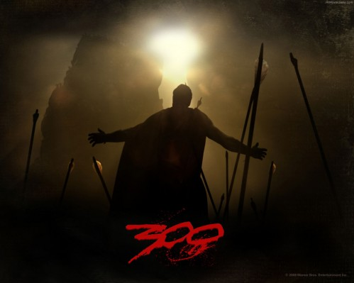 300 movie wallpaper 499x399 300 Movie Wallpaper