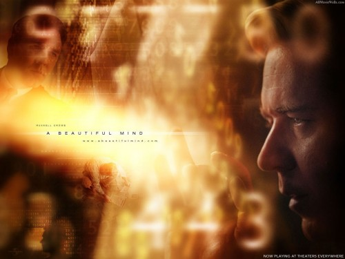 a beautiful mind wallpaper 500x375 A Beautiful Mind Wallpaper