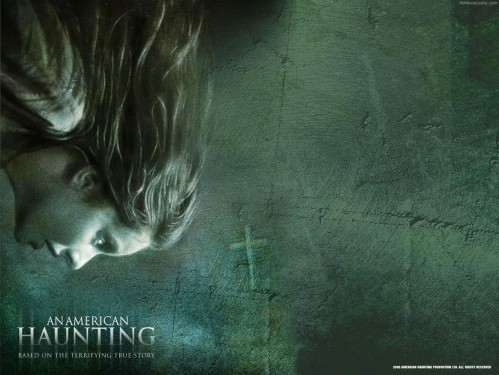 Anamerican Haunting Movie Wallpa...