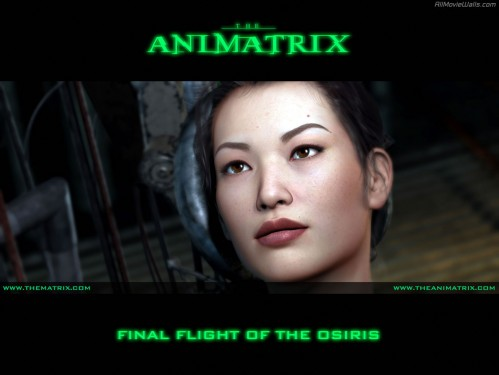 Animatrix Movie Wallpaper