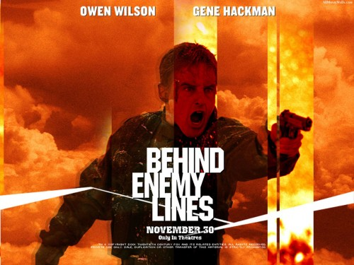 behind enemy lines wallpape 500x375 Behind Enemy Lines Wallpape