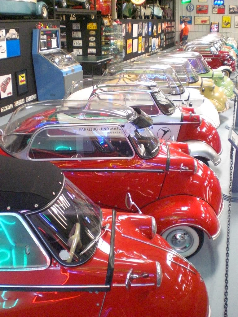 8 The Bruce Weiner Microcar Museum in Madison
