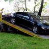 BMW Crash With Drunk Driver