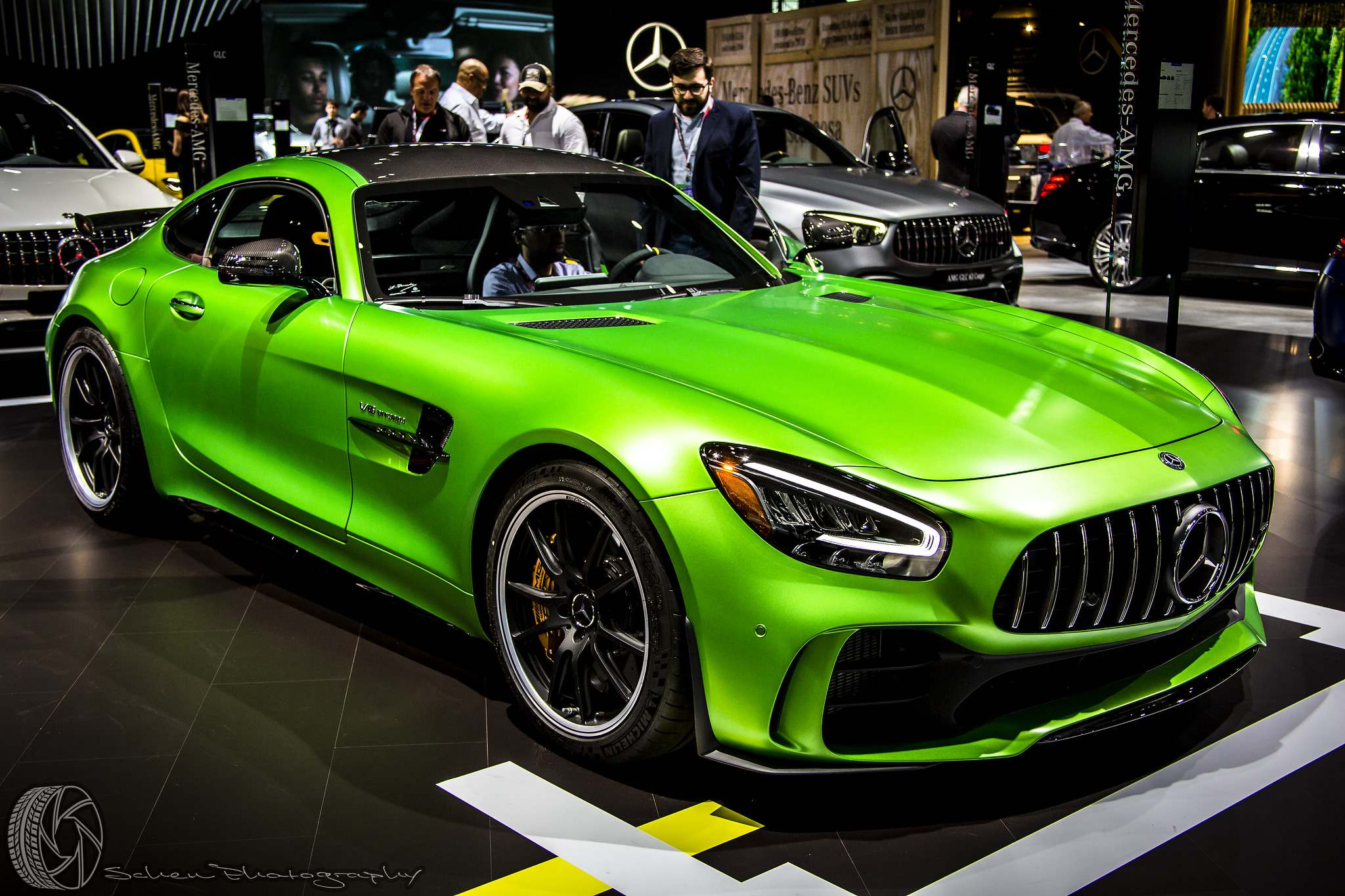 nyias11 The 2019 New York International Auto Show